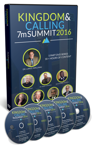 7m Summit: Kingdom and Calling 2016 (DVD or Online Streaming)