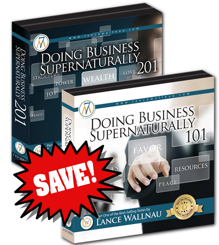 Doing Business in the Supernatural Digital Bundle (MP3 Download)