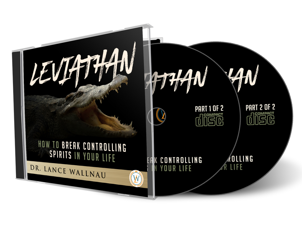 Leviathan: How to Break Controlling Spirits in Your Life