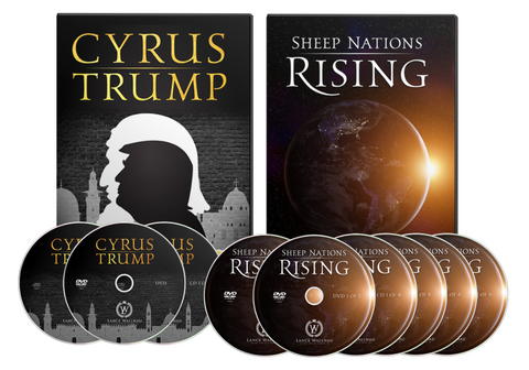 Sheep Nations Bundle: Cyrus Trump and Sheep Nations Rising