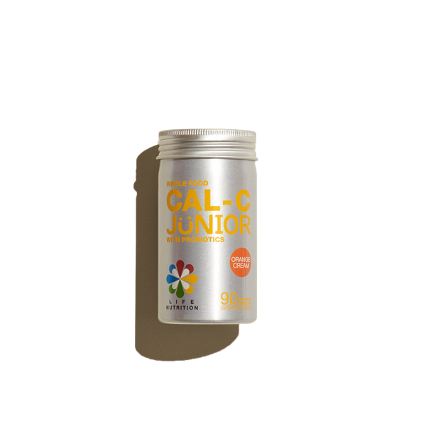Cal C + Probiotics Orange