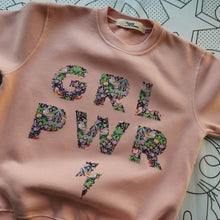 Load image into Gallery viewer, GRL PWR - Sweatshirt