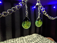 Load image into Gallery viewer, Mistress Earrings in Green