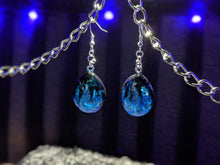 Load image into Gallery viewer, Mistress Earrings in Blue