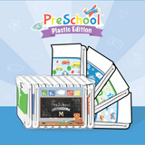 ABU Preschool Plastic *Sample
