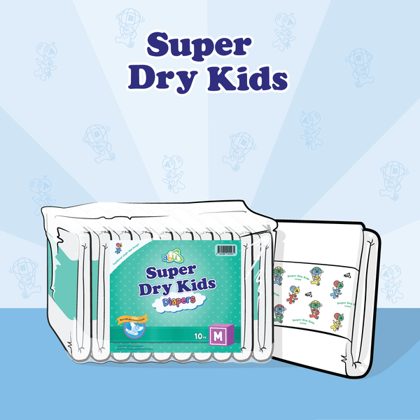 ABU Super Dry Kids