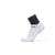Pro Low White Compression Socks