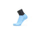 Pro Low Carolina Blue Compression Socks