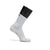 Pro Mid Crew Cool Grey Compression Socks