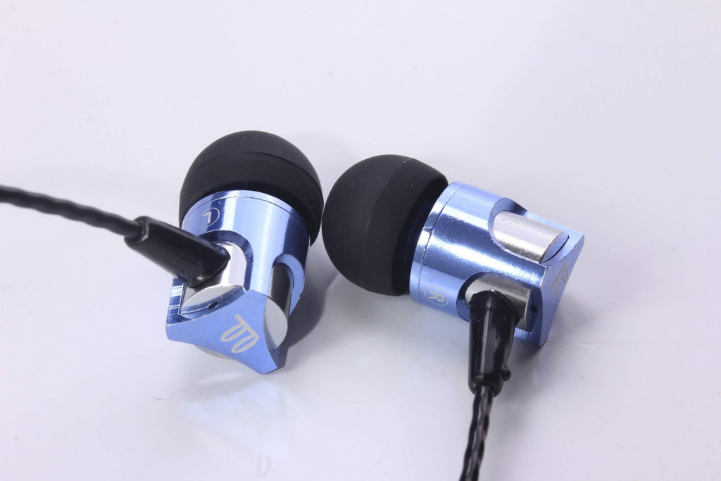 Fidue A63 In-Ear Noise Isolating Earphones
