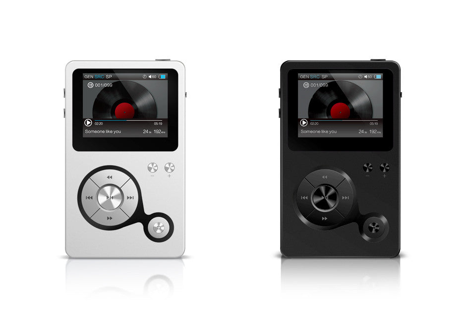 Hidizs AP100 Portable HiFi Audio Player