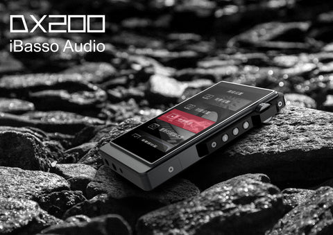 iBasso DX200 High Resolution Audio Player