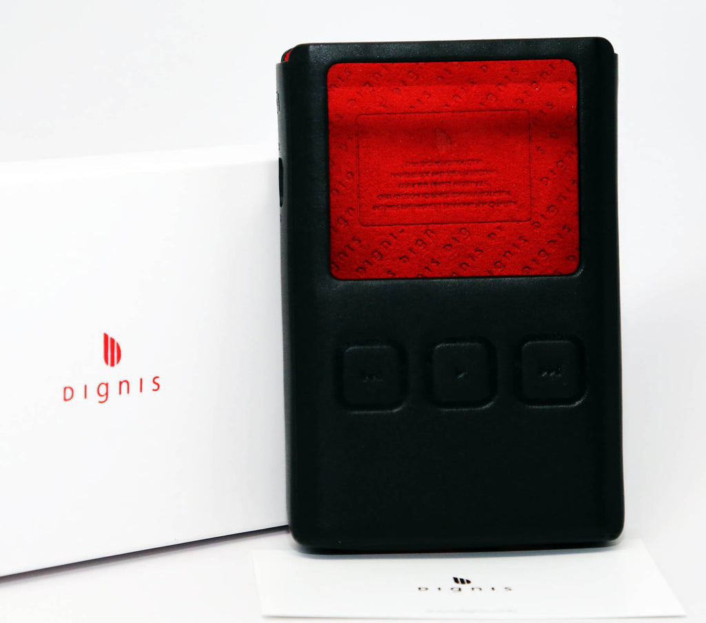 Dignis Italian Leather Case for iBasso DX90/DX50
