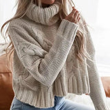 Turtleneck Sweater Autumn / Winter - Pullover jumpers