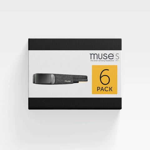 Pro Sale 6 Pack - Muse S