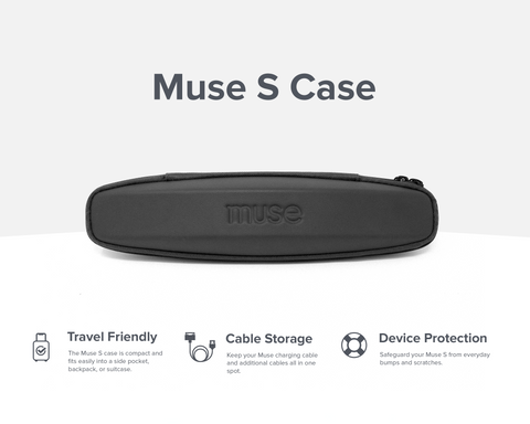 Muse S Case (Bundled)