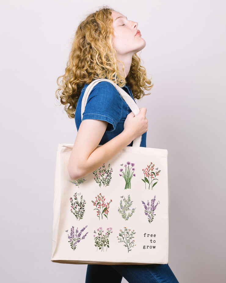 Free to Grow Tote