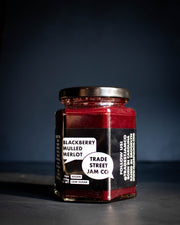 Blackberry Mulled Merlot Jam