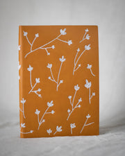 Lost in the Flowers Softcover Journal