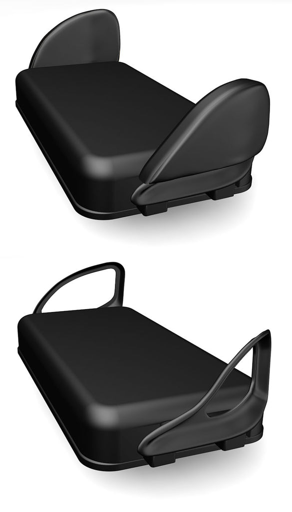 E-Z-GO TXT/RXV/2Five 2014-up - Black (102-3)
