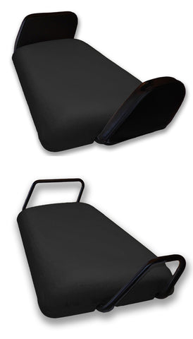 Yamaha G-Series (with metal rail arm rests) - Black (302-3)