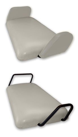Yamaha G-Series (with metal rail arm rests) - Stone (302-6)