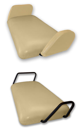 Yamaha G-Series (with metal rail arm rests) - Tan (302-1)