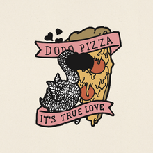 Load image into Gallery viewer, Dodo Pizza 'True Love' Tee (Organic Cotton)