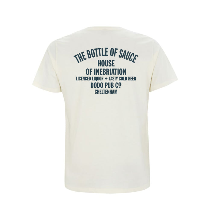 The Bottle of Sauce - House of Inebriation (Organic Cotton)