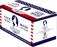 American made, Illinois made procedural face masks