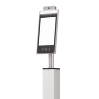 Y-Q5 Contactless Temperature Scanning Kiosk thermal detector