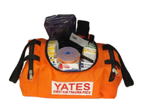 Yates first aid trauma pack