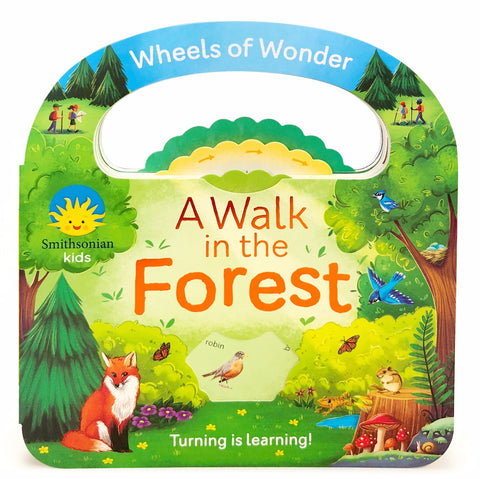 A Walk in the Forest Board Book-9781680522365-Pumpkin Pie Kids Canada