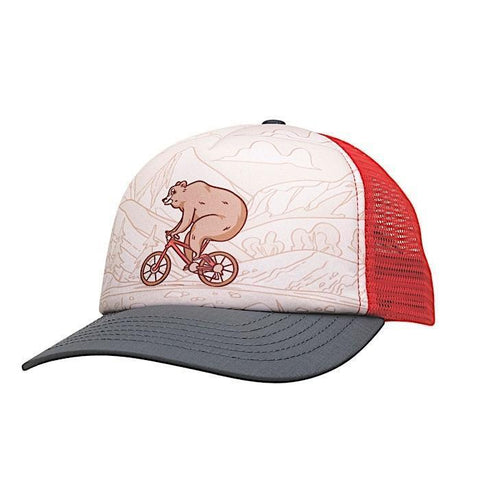 Ambler Actimals Toddler Cap - Red-S19-167-A/RED-Pumpkin Pie Kids Canada