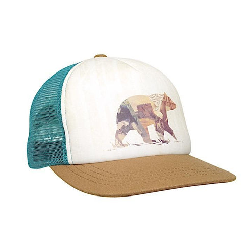 Ambler Animal Spirit Adult Cap - Bear-355-BEAR-Pumpkin Pie Kids Canada