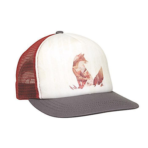 Ambler Animal Spirit Adult Cap - Fox-335FOX-Pumpkin Pie Kids Canada