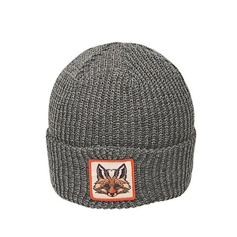 Ambler Cub Toque - Fox Grey-F19-0016-B/GRY-Pumpkin Pie Kids Canada