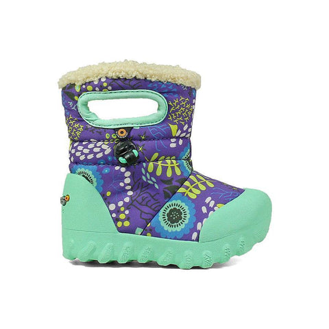 Bogs B-Moc Boot - Purple Reef-72274I-540 7-Pumpkin Pie Kids Canada