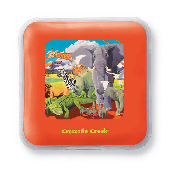 Crocodile Creek Ice Packs Set - Wild Safari-6524-5-Pumpkin Pie Kids Canada