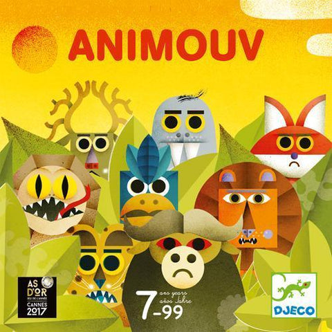 Djeco Animouv Game-DJ08446-Pumpkin Pie Kids Canada