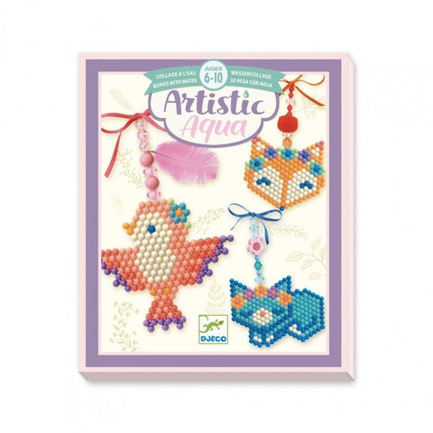 Djeco Aqua Country Charm Kit-DJ09482-Pumpkin Pie Kids Canada