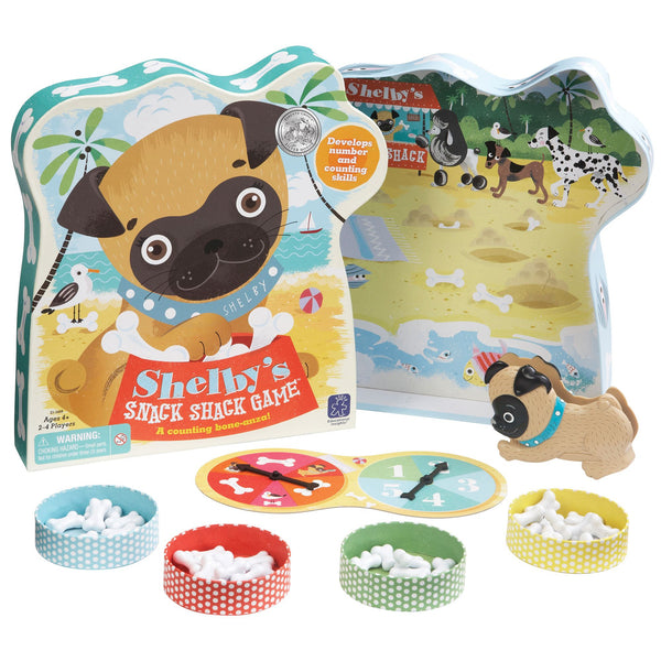 Educational Insights Shelby's Snack Shack Game-EI3408-Pumpkin Pie Kids Canada