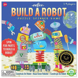 eeBoo Build A Robot Spinner Puzzle Game-ROBGM3-Pumpkin Pie Kids Canada