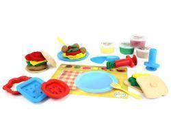 Green Toys Meal Maker Dough Set-DMM1-1242-Pumpkin Pie Kids Canada