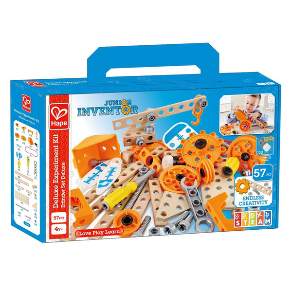 Hape Deluxe Experiment Kit-E3032-Pumpkin Pie Kids Canada