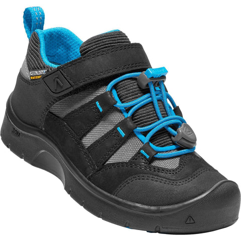 Keen Hikeport WP Hiker - Black/Blue Jewel-1017535 8-Pumpkin Pie Kids Canada
