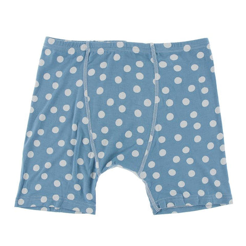 KicKee Pants Boxer Briefs Single - Blue Moon Snowballs-Pumpkin Pie Kids Canada