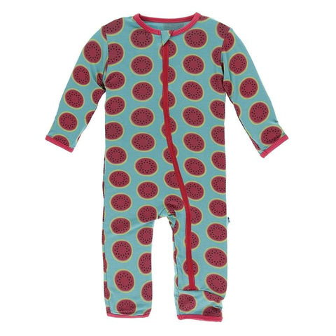 KicKee Pants Coverall - Neptune Watermelon-ZCA394S20D1-NEPW 36-Pumpkin Pie Kids Canada