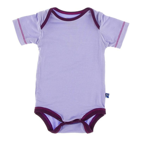KicKee Pants One Piece - Lilac with Wine Grapes-Pumpkin Pie Kids Canada