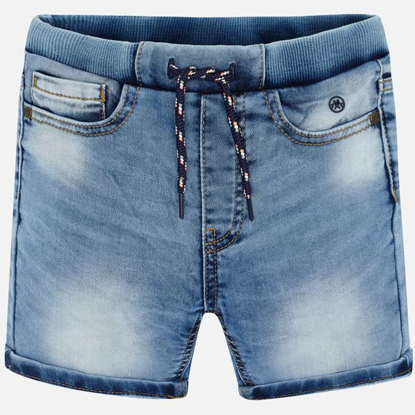 Mayoral Bermuda Shorts-Pumpkin Pie Kids Canada